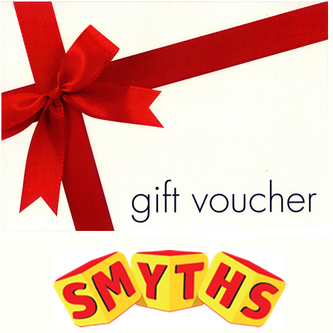 Christmas Competition – CLOSED – €150 Smyths Voucher