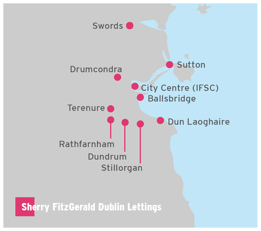 Sherry FitzGerald Lettings Offices